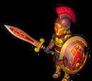 Fiery Battler