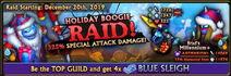 Brads Millennium-HOLIDAY BOOGIE RAID