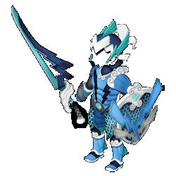 Atlantean Avenger Armor