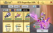 Count's Regalia 1st Evo Female