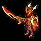 Firelords Raiment-M-EVO2