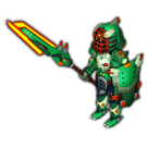 Cyber Lance-M-EVO2