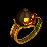Golden Grin-Ring
