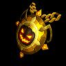 Golden Grin-Amulet