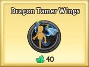 Dragon Tamer Wings
