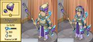 Wind Monarch's Robes Evolution 1