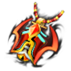 Blazing Wind-rider-Amulet