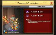Tempered Crownplate Awakening