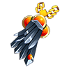 Feathered Embergear-Feathered Rush (Amulet)