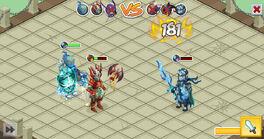 Half-Dragon Warrior's Armor in Arena