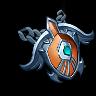 Imperial Tideblaze-Amulet