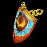 Fallen Sun-Majestic Wind (Amulet)