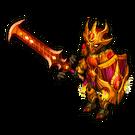 Gilded Ruler-M-EVO2