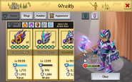 Chaos Vanguard No Evo Male