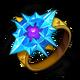 Deeprift Crusader-Frozen Voidcrystal (Ring)