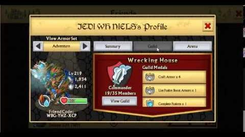Knights and Dragons Guild Spotlight Wrecking House 2-2