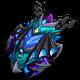Crackling Wyrmslayer-Amulet
