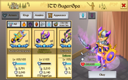 Spiritstone Battlegear 0 Evo Female