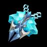Abyssal Crescent-Amulet
