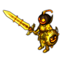 Golden Grin-M-EVO2