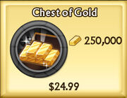 Chest of Gold updated