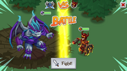 Wrath Demon Battle