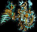 Clepsydra brassgear