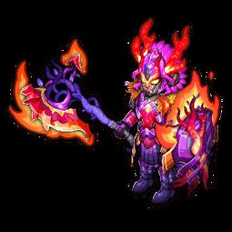 Demonic Skullhelm-M-EVO2