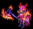 Demonic Skullhelm