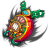 Scalding Battlehammer-Amulet