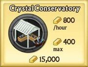 Crystal Conservatory