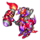 Volcanion Robes-M-EVO2