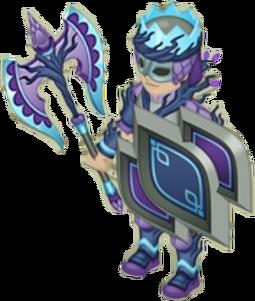 Mystic armor