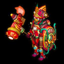 Scalding Battlehammer-M-EVO2