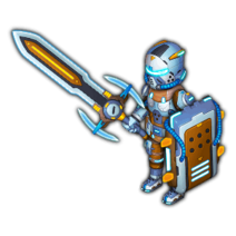 Overridden Champion-M-EVO2