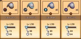 Eagle Fusion Armors