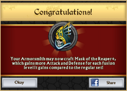 Mask of the Reaper Plus Unlock