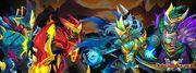 Dragonkin Warlords
