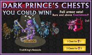 Troll King's Nemesis in the Dark Prince's Chest