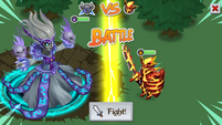 Ice Lich on the Battlefield