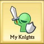 My Knights Banner