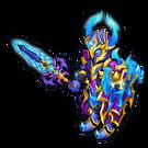 Trident Of Kismet-M-EVO2