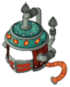 Boilerplate Armor-Head
