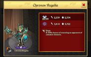 Chronos Regalia 1st Evo