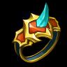 Emissary of Despair-Ring