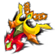 Bushido Cuiress-Warriors Crest (Amulet)