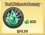Dark Prince's Bounty Update
