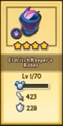 Eldritch Keeper's Robes Level 1