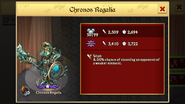 Chronos Regalia 2nd Evo