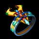 Surging Miremail-Dowsing Loop (Ring)